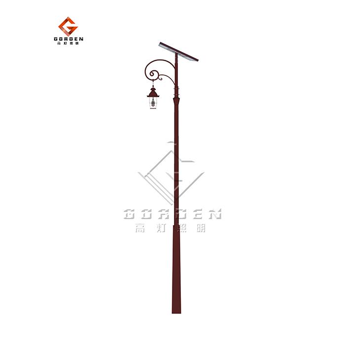江苏GD-TLD01 太阳能路灯