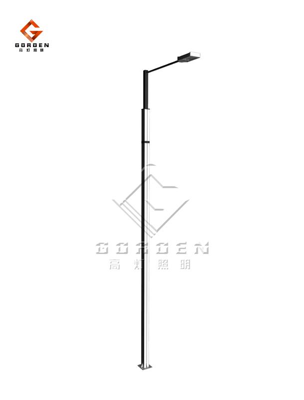 GD-X02 LED现代路灯