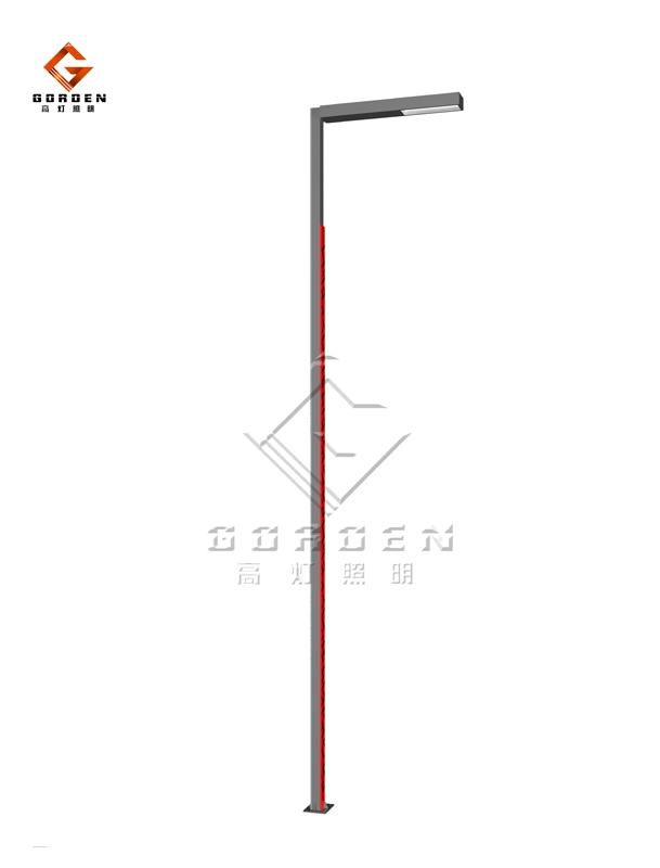 GD-X01 LED现代路灯