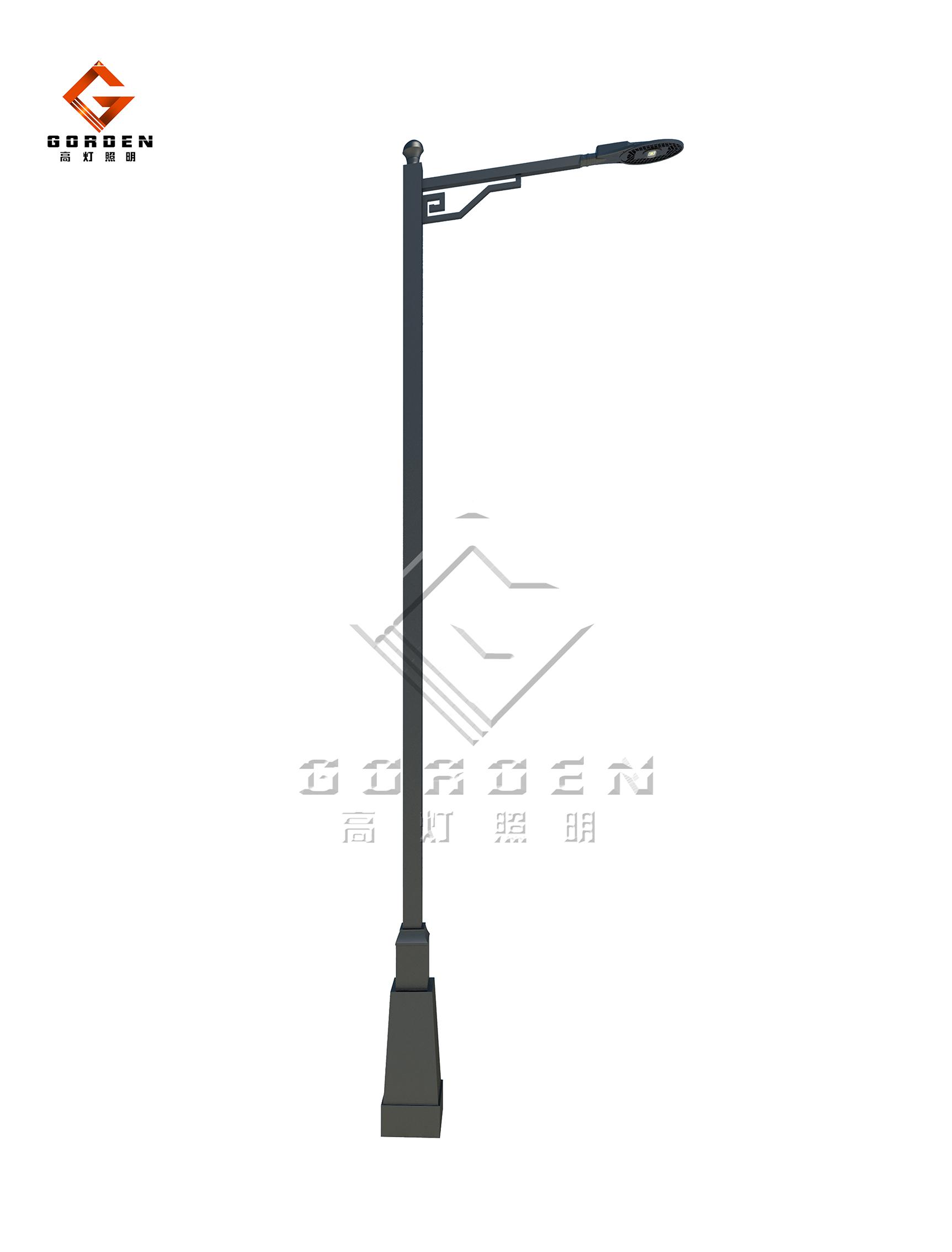 江苏GD-X04 LED现代路灯