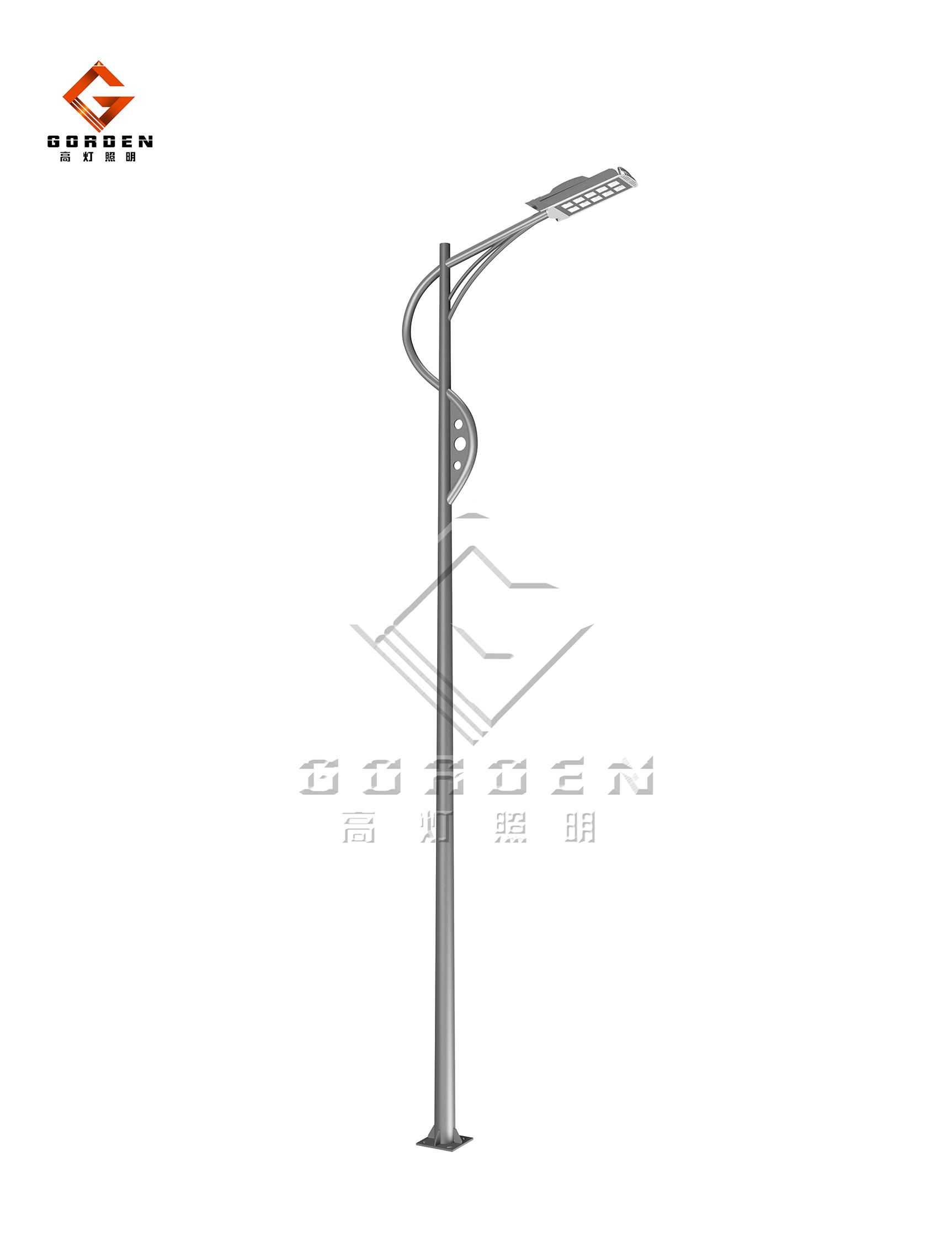 GD-X08 LED现代路灯