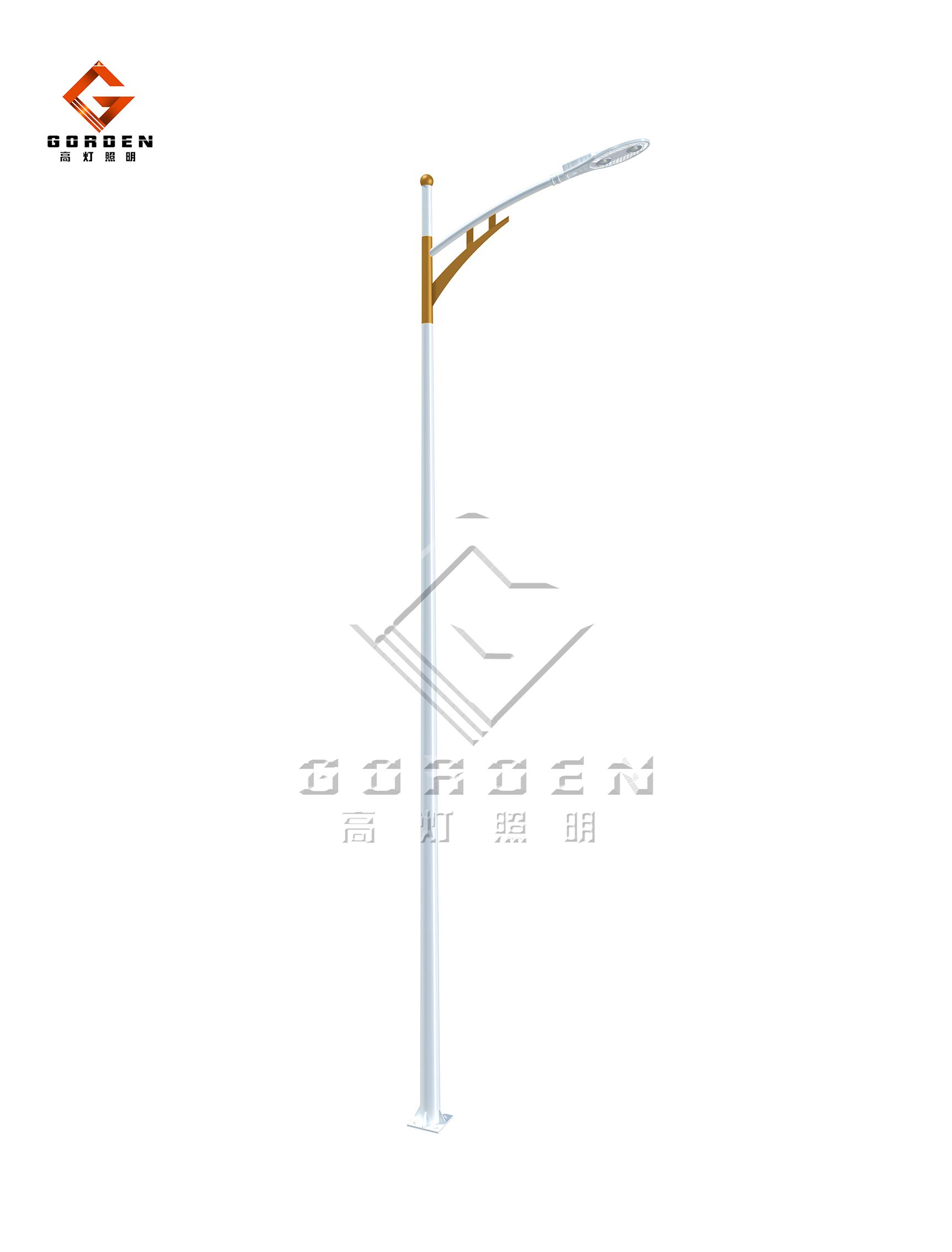 上海GD-X09 LED现代路灯