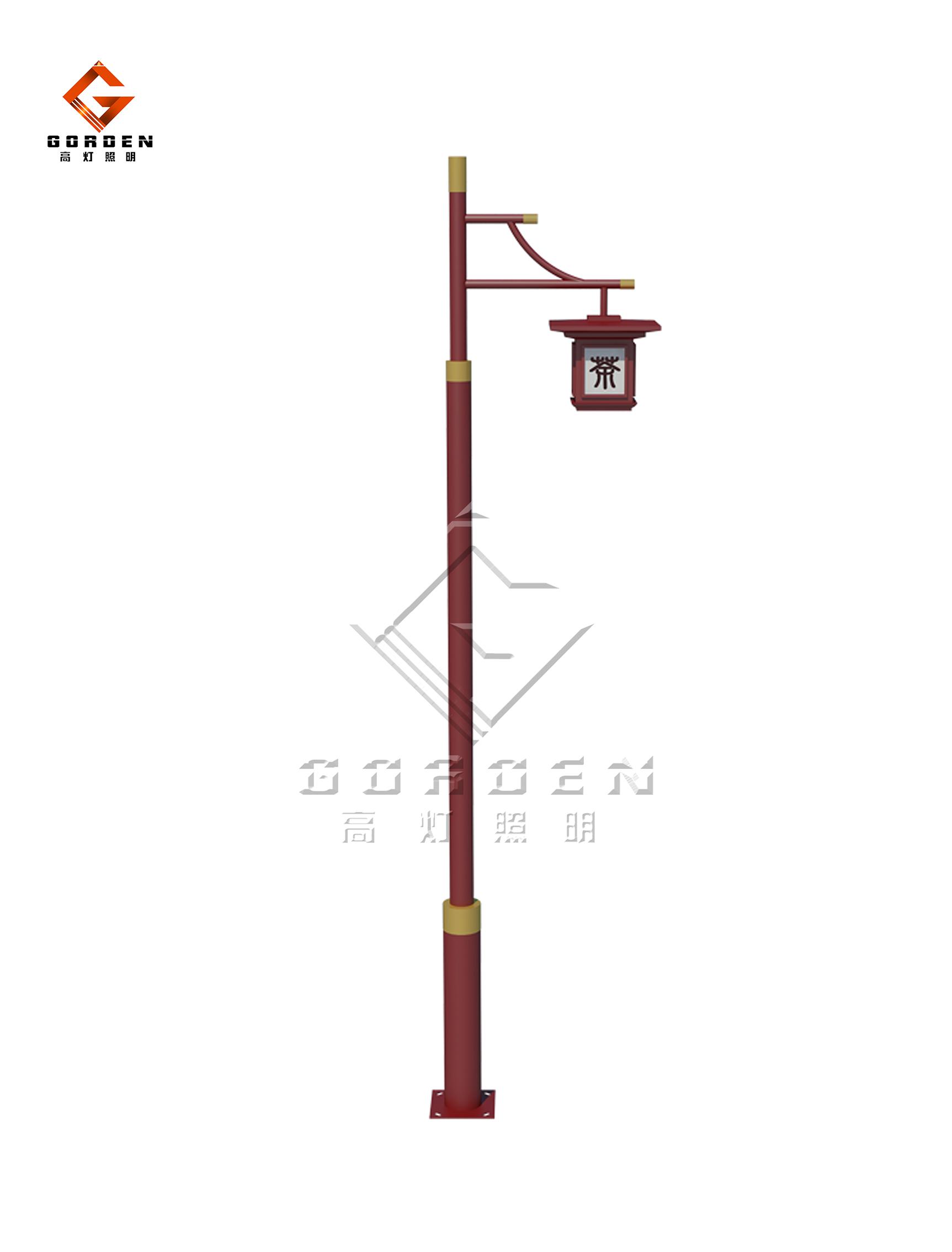 上海GD-TY03 庭院灯