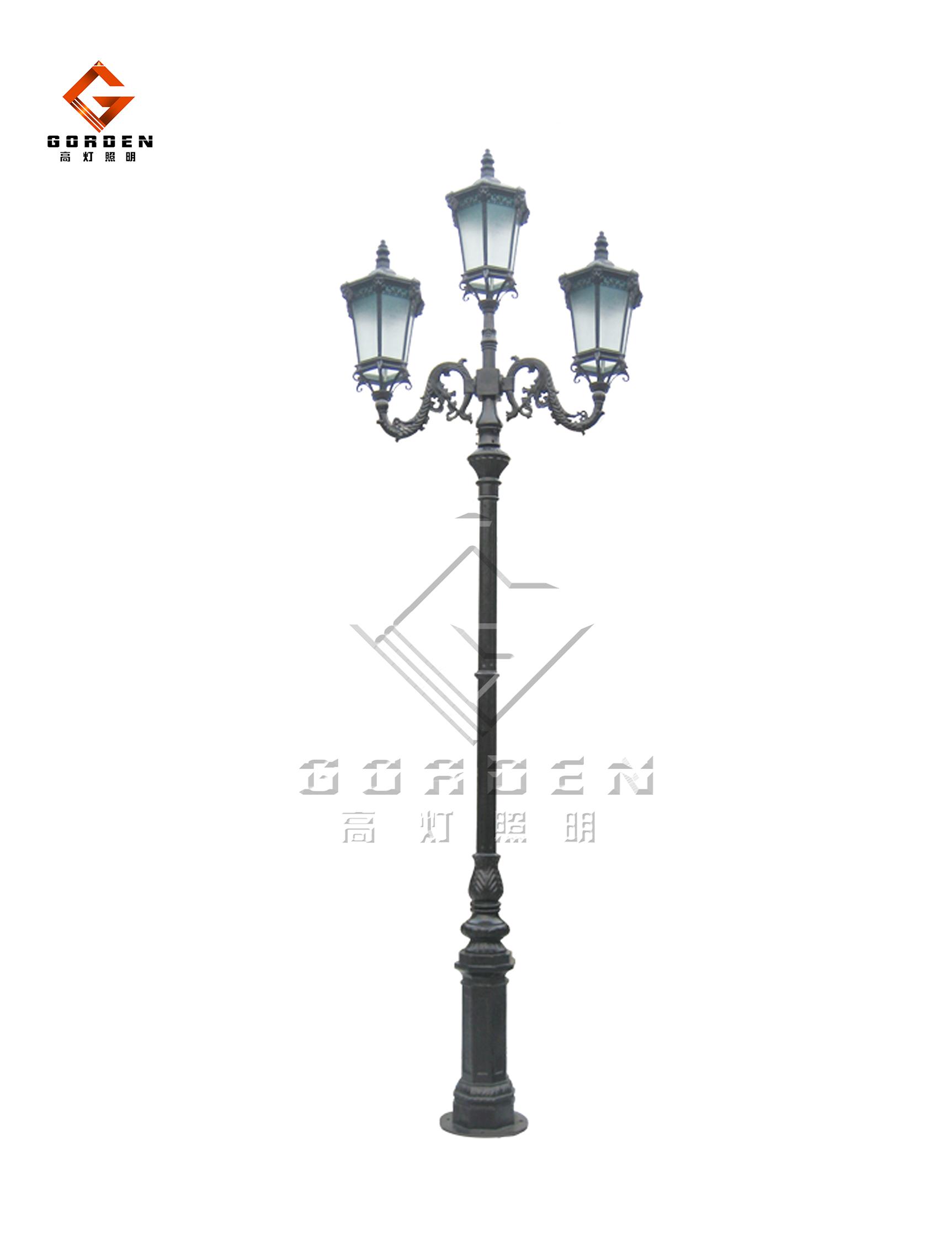 江苏GD-TY04 庭院灯