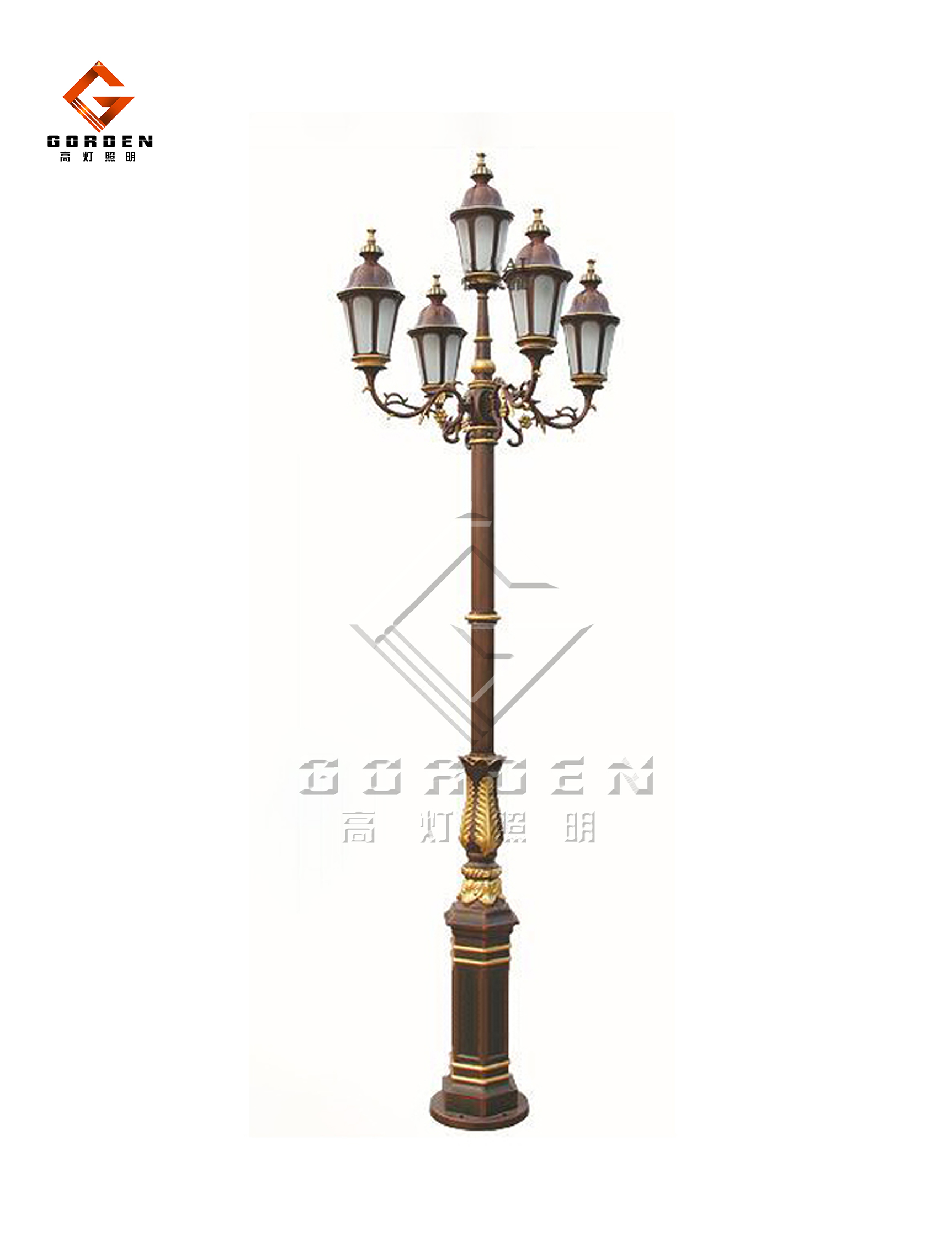 江苏GD-TY06 庭院灯