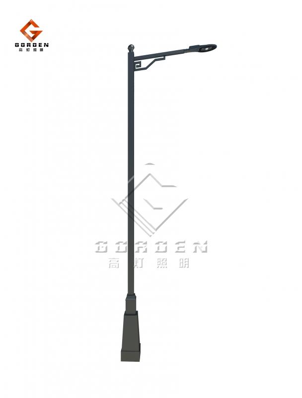 GD-X04 LED现代路灯