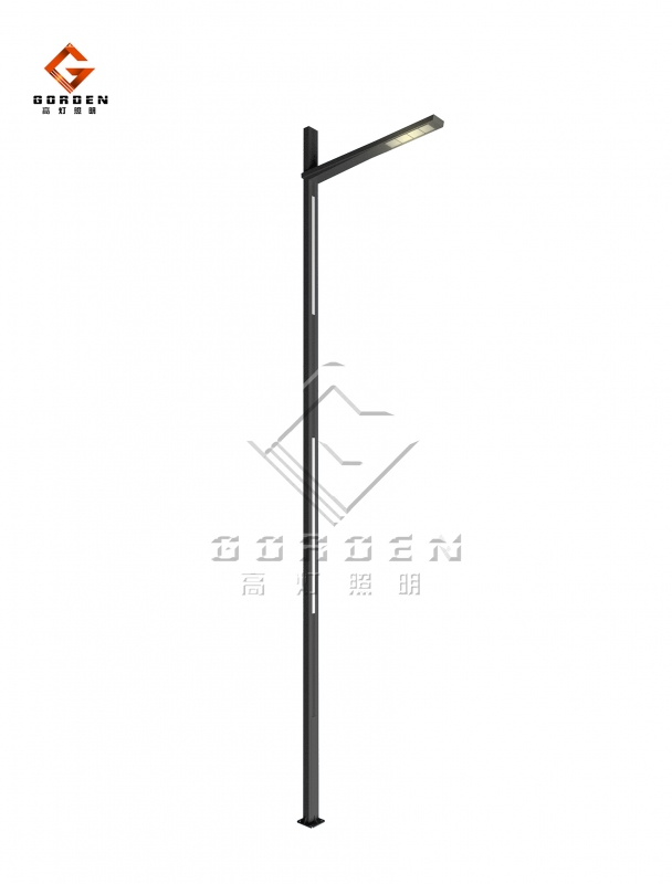 GD-X05 LED现代路灯
