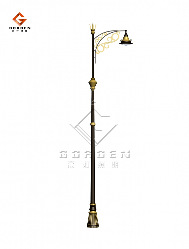 GD-X06 LED现代路灯