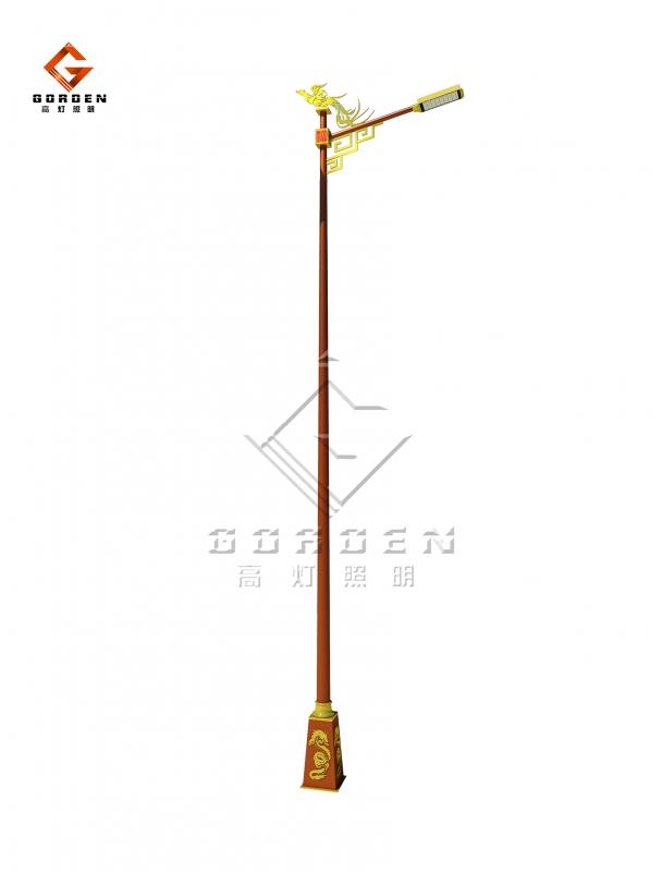 GD-X07 LED现代路灯