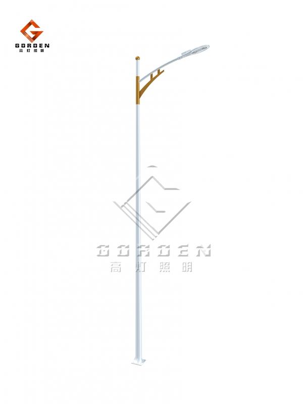 GD-X09 LED现代路灯